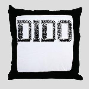 DIDO, Vintage Throw Pillow