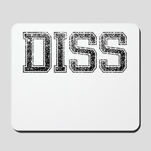 DISS, Vintage Mousepad