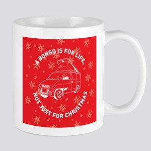 MAZDA BONGO IS FOR CHRISTMAS Mug