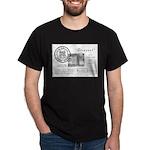 Girassol, L.M. Black T-Shirt