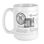 Girassol, L.M. Large Mug