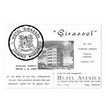 Girassol, L.M. Postcards (Package of 8)