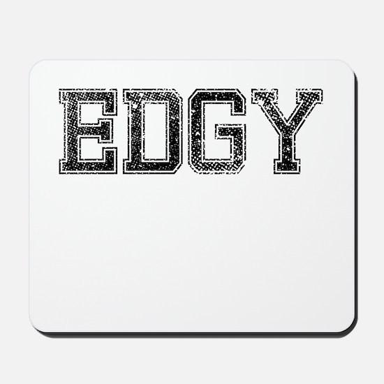 EDGY, Vintage Mousepad