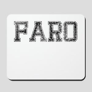 FARO, Vintage Mousepad