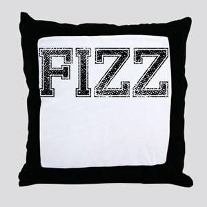 FIZZ, Vintage Throw Pillow
