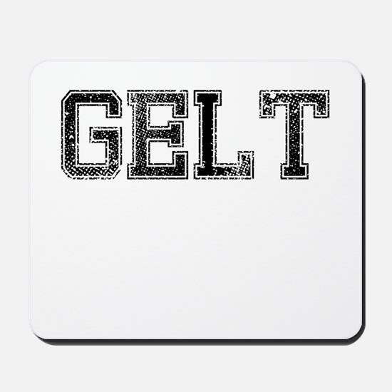 GELT, Vintage Mousepad