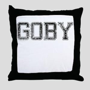 GOBY, Vintage Throw Pillow