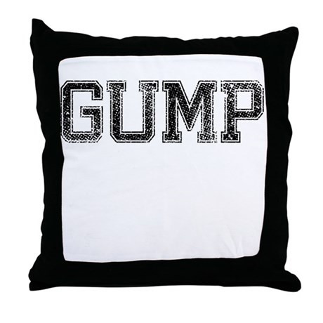 GUMP Vintage Throw Pillow by TheCafeMarket