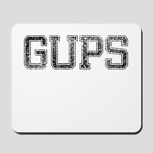 GUPS, Vintage Mousepad
