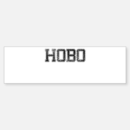 HOBO, Vintage Sticker (Bumper)