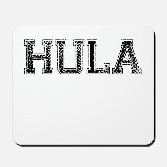 HULA, Vintage Mousepad