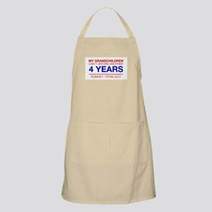 My Grandchildren Cant Afford Another 4 Years Apron