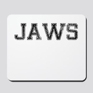 JAWS, Vintage Mousepad