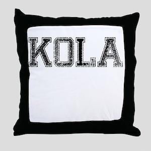 KOLA, Vintage Throw Pillow