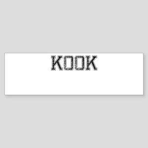 KOOK, Vintage Sticker (Bumper)
