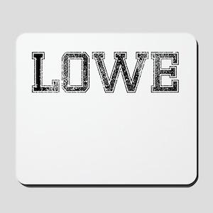 LOWE, Vintage Mousepad