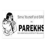 Parekh's Postcards (Package of 8)