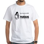 Parekh's White T-Shirt