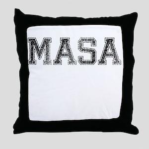 MASA, Vintage Throw Pillow