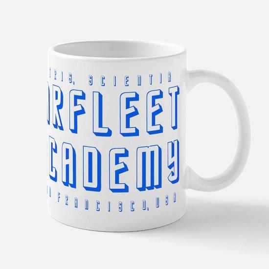 Starfleet Blu Mug