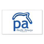 logo1 Sticker (Rectangle 10 pk)