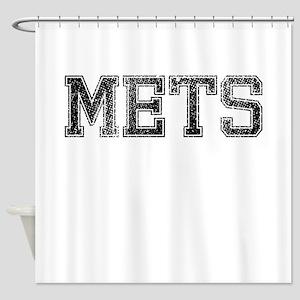 METS, Vintage Shower Curtain