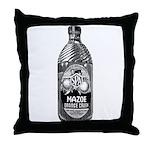 Mazoe (b/w) Throw Pillow