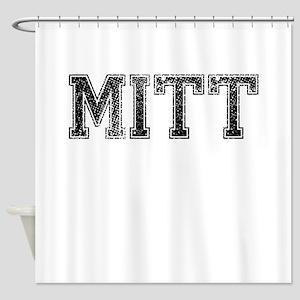 MITT, Vintage Shower Curtain