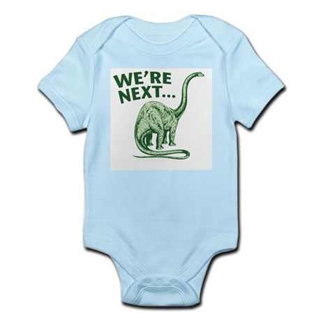 The Way of the Dinosaur Infant Creeper