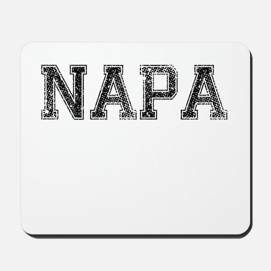 NAPA, Vintage Mousepad
