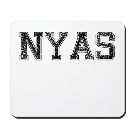NYAS, Vintage Mousepad