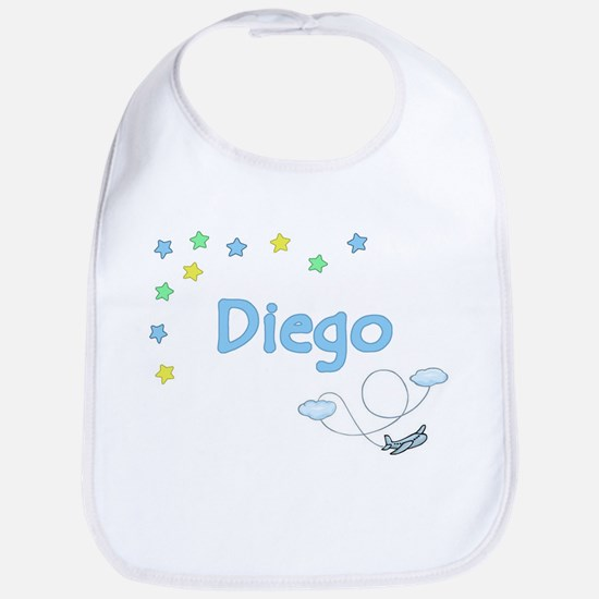 Star Pilot Diego Bib