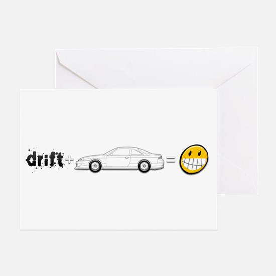 Drift and S14 is fun Greeting Card