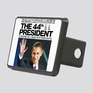 44th President Rectangular Hitch Cover