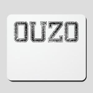 OUZO, Vintage Mousepad