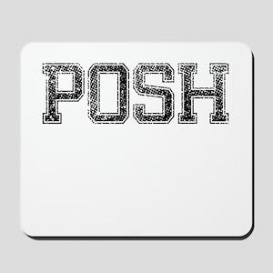 POSH, Vintage Mousepad