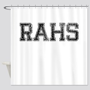 RAHS, Vintage Shower Curtain