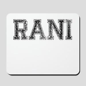 RANI, Vintage Mousepad