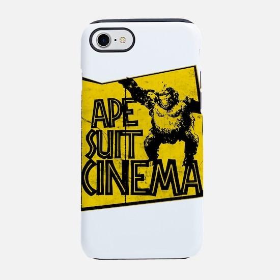Official Ape Suit Cinema Logo iPhone 7 Tough Case