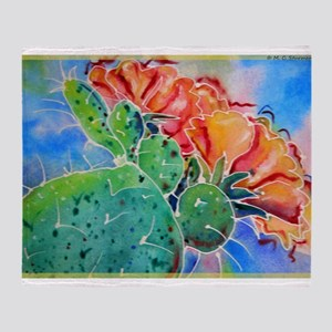 Cactus! Colorful southwest art!, Prickly Pear! St