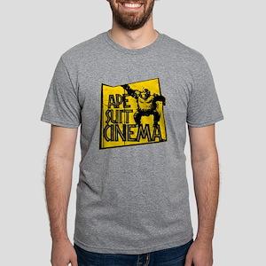 Official Ape Suit Cinema Logo Mens Tri-blend T-Shi