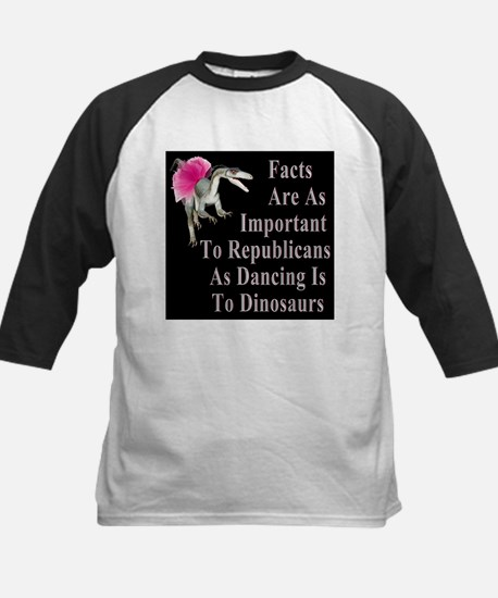 Facts, Republicans And Dancing Dinosaurs Tee