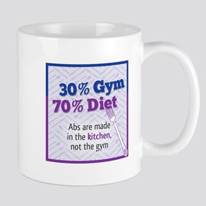 Abs Are Built In The Kitchen Mug