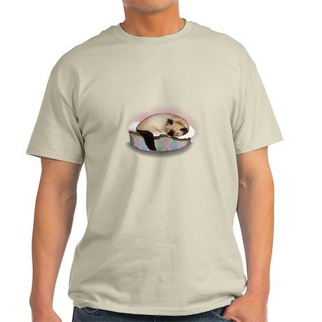 Ragdoll Cat Light T-Shirt