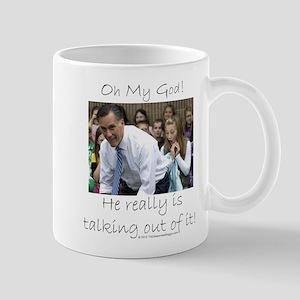 Mittfully Speaking Mug
