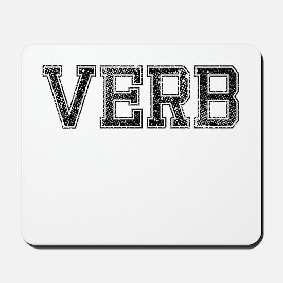VERB, Vintage Mousepad