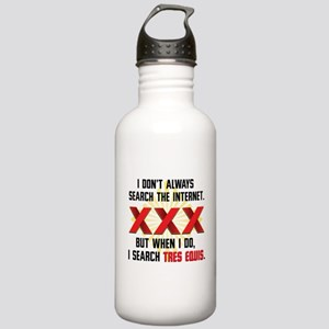Tres Equis (XXX) Stainless Water Bottle 1.0L