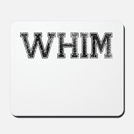 WHIM, Vintage Mousepad