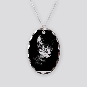 Pookie Necklace Oval Charm