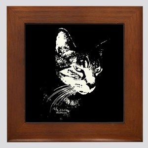 Pookie Framed Tile